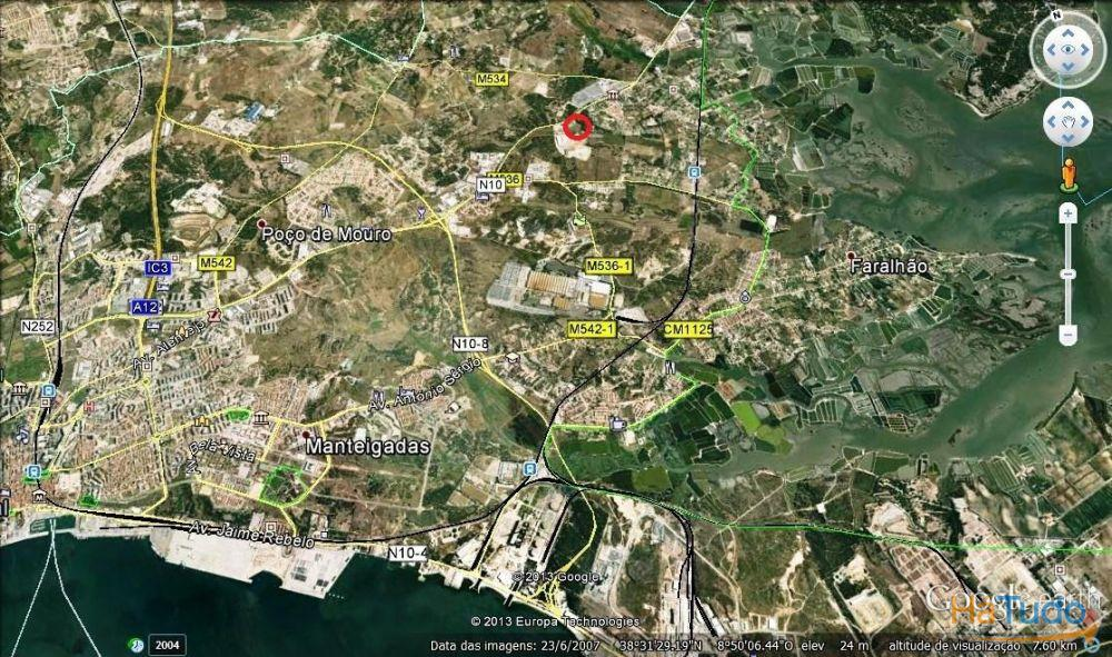 Lote Industrial Setúbal Gâmbia-Pontes