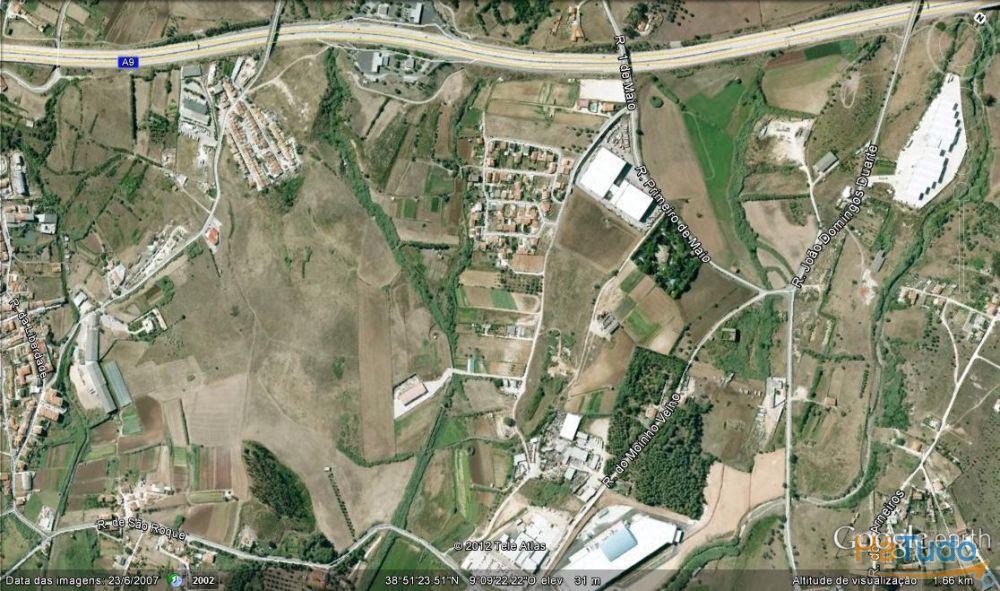Lote Industrial Lisboa, Loures, AREAS-ANP, Portugal