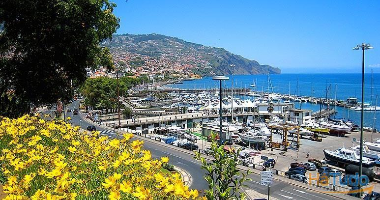 Hotel, Funchal, Ilha Madeira, Portugal, AREAS-ANP.com
