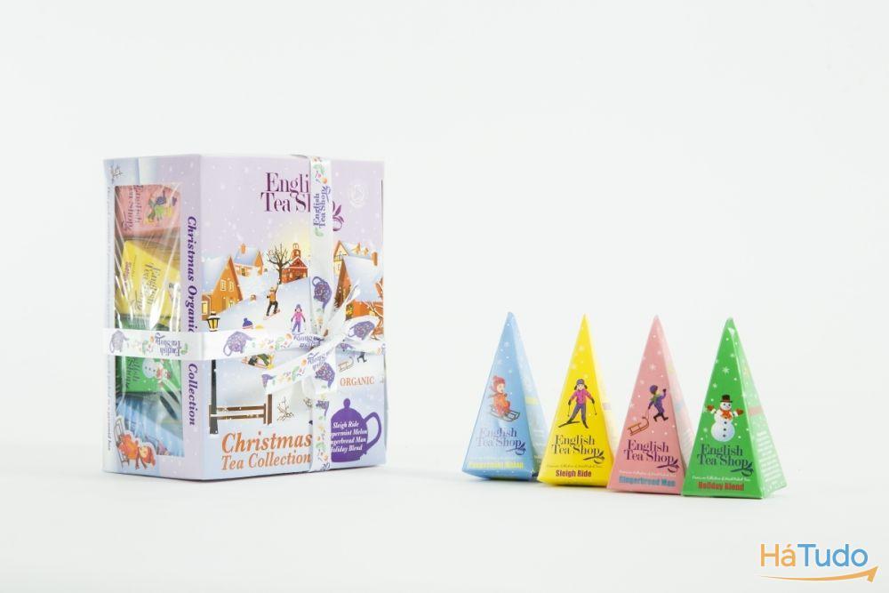 Pirâmides Dia de Natal