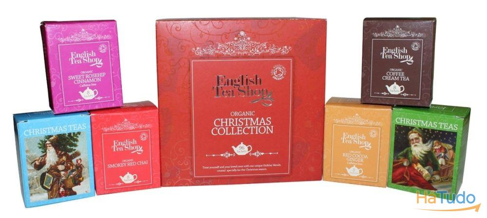 Natal Luxuoso - Caixa Vermelha