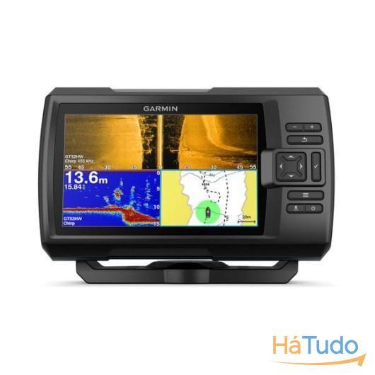 Sonda Garmin STRIKER? Plus 7sv com pontos GPS e transdutor