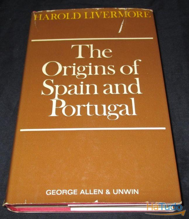 Livro The Origins of Spain and Portugal Harold Livermore
