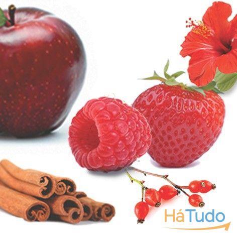 Frutos Vermelhos Picantes (sem cafeína)