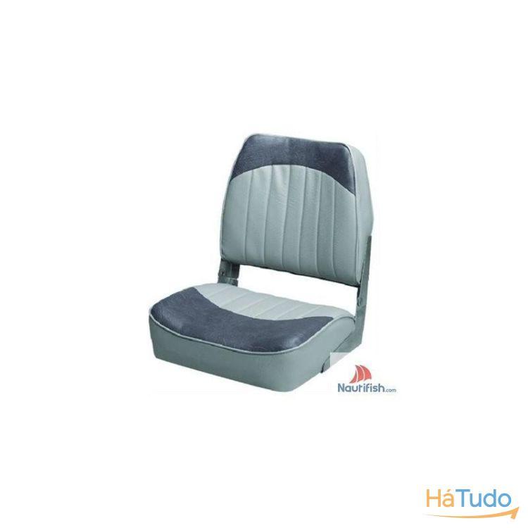 Banco pesca Rebatível Cinza/Grafito- Wise Seating