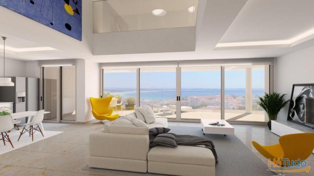 Apartamentos T5 Penthouse para Venda em Lagos Algarve