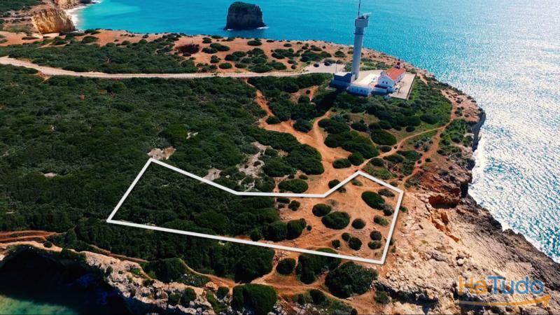 Lote de terreno Rústico com 2430m2 Ferragudo Lagoa (Algarve) - GP-TER415