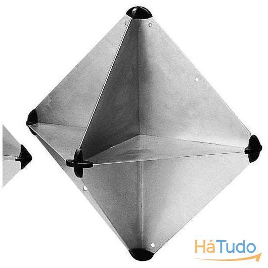 Reflector de Radar Octaedrico