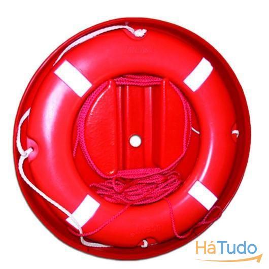 Conjunto de Caixas para Bóia Salva-Vidas c/ anel 70090 e Retenida Flutuante