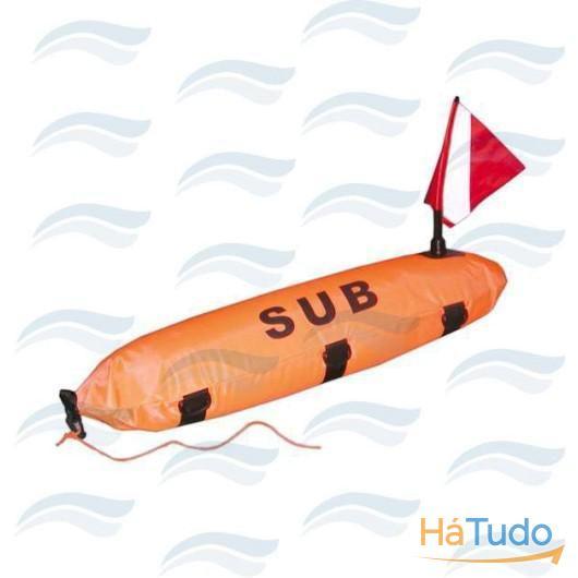 Boia de mergulho Torpedo 2 capas