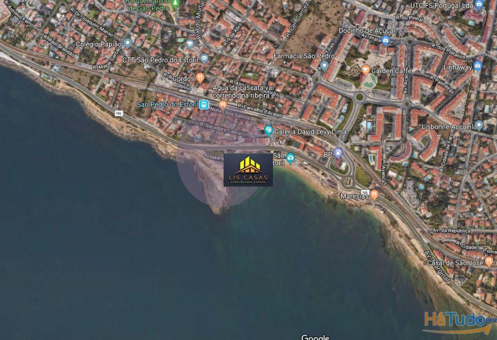 Andar de Moradia Vista frontal para o Mar