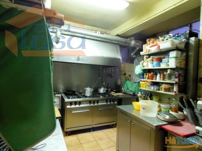 Restaurante Valadares equipado a funcionar