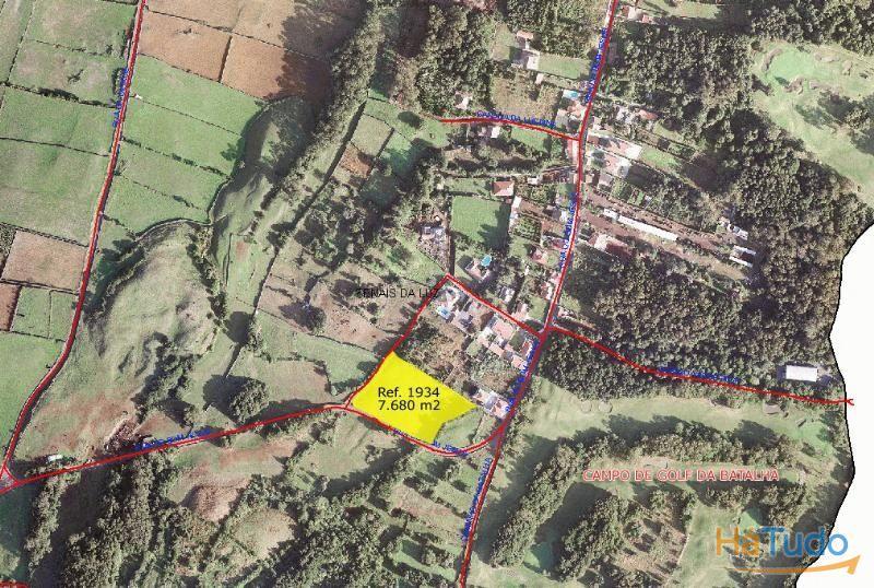 Ref. 3290 - Terreno p/ construção  - Fenais da Luz (Batalha), Ponta Delgada, São Miguel, Açores