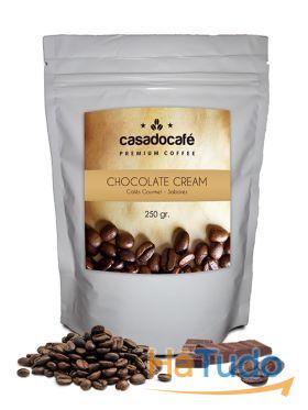 Café em Grão Chocolate Cream 250 grs