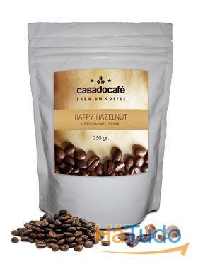 Café em Grão Happy Hazelnut 250 grs