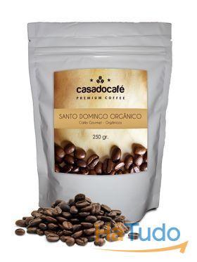 Café em Grão Santo Domingo Orgânico 250 grs