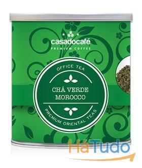 Chá Gourmet Verde Morocco 50 grs - 25 Chás