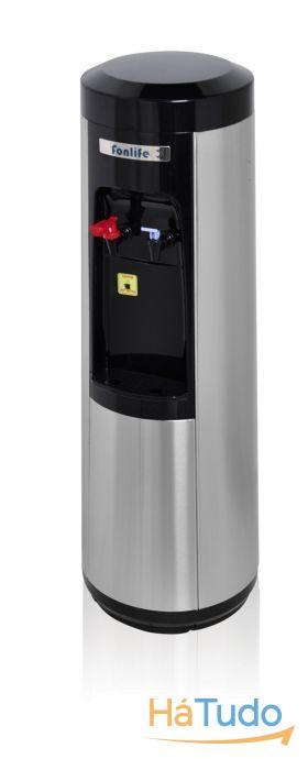 Maquina de agua fria e quente - Ligação á rede