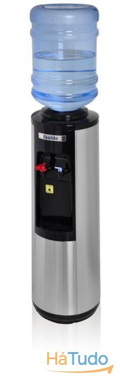 Maquina de agua fria e quente - Garrafão reutilizavel 18.9 lts