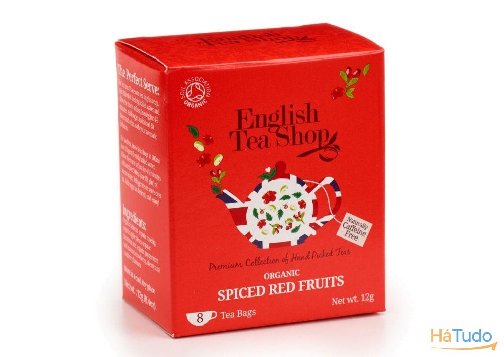 Frutos Vermelhos Picantes