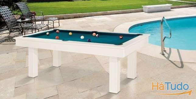 Bilhar Green pool oferta tampo Bilhares Xavigil