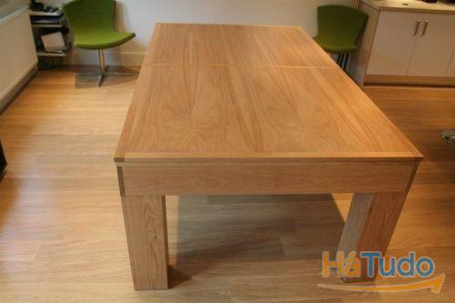 Bilhares Xavigil Queen oak 100% qualidade fabricante Capital do Movel