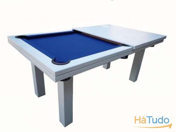 Bilhar Table white Fil orig. Bilhares Xavigil