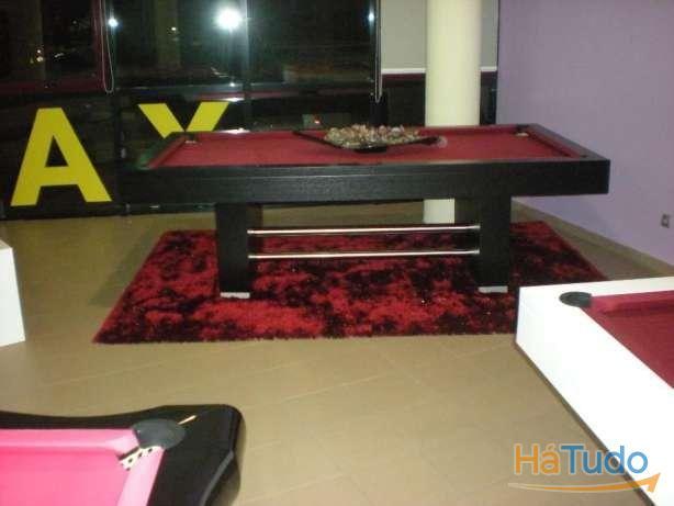 Bilhar com mesa aberto aos domingos Bilhares Xavigil