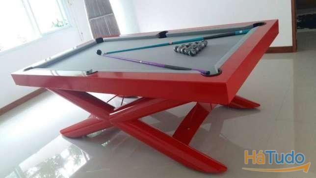 Bilhares Xavigil confie na experiencia do fabricante aberto ao domingo