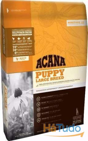 ACANA Heritage Puppy Large Breed 11,4kg e 17 kg