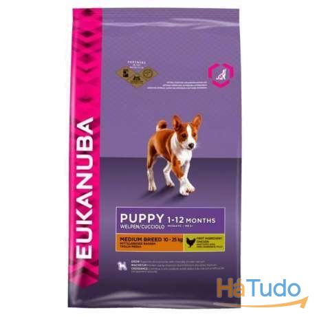 Eukanuba Puppy Medium 19kg