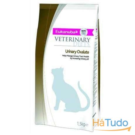 Eukanuba Veterinary Gato Urinary Oxalate 1,5kg