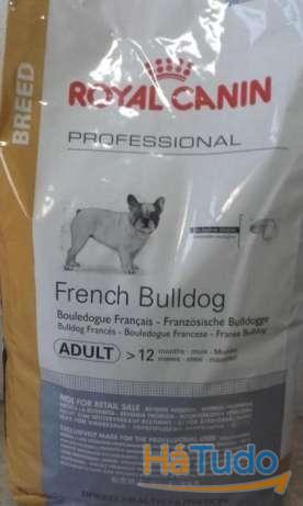 Royal Canin Bulldog Francês Adulto 18kg