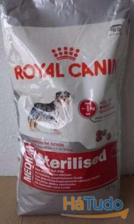 Royal Canin Medium Sterilised, cães porte Medio Esterilizados