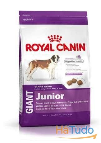 Royal Canin Giant Junior 17kg - Portes Gratis