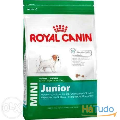 Royal Canin Mini Junior e Mini Adult 17kg - Portes Gratis