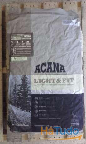 ACANA Heritage Light e Fit 11,4kg