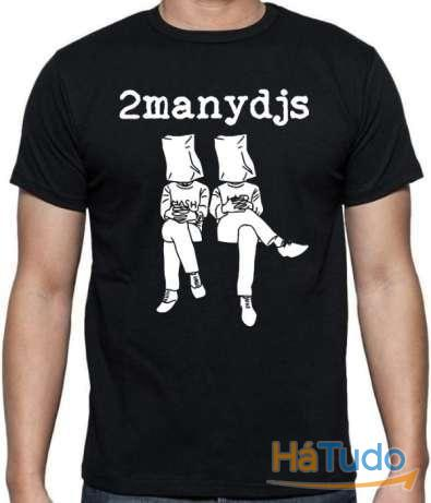 2 many djs - T-shirt - Nova
