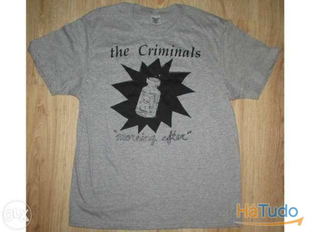 The Criminals - T-shirt - Nova