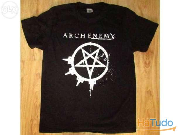 Arch Enemy - T-shirt - Nova - Unisexo