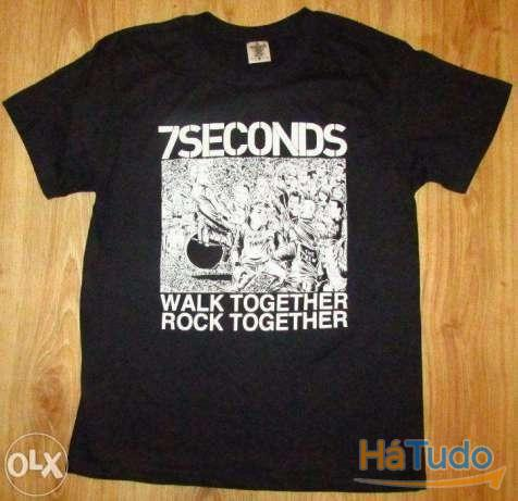 7 Seconds - T-Shirt - Nova - Unisexo