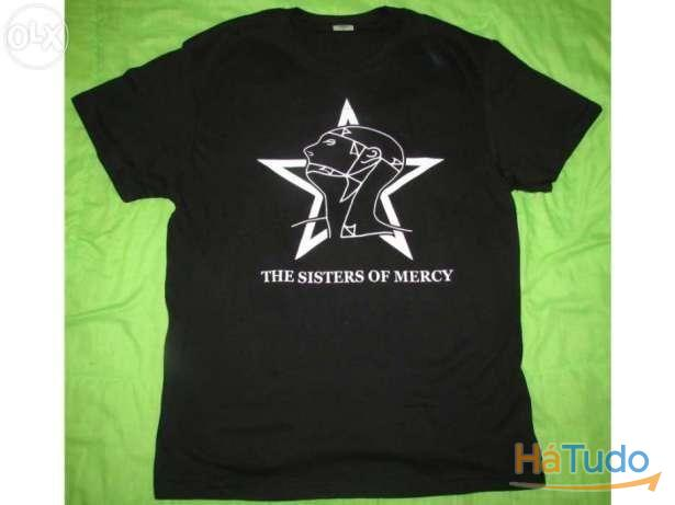 Sisters of Mercy - T-shirt