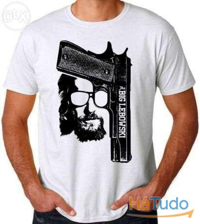 The Big Lebowski - T-Shirt - Nova - Unisexo