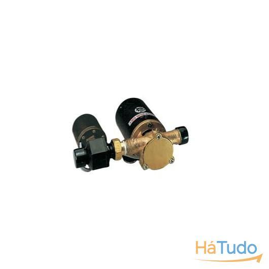Bomba hidraulica com comutador de pressão
