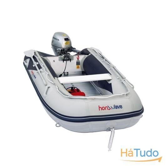 Embarcação Pneumática Honda T40 - AE