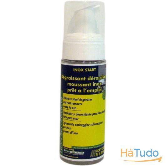 INOX START Removedor gordura+salitre p/Inox 200 ml
