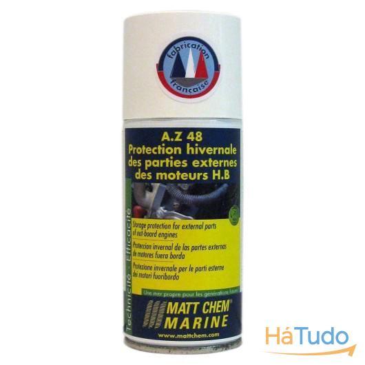 AZ 48 Protecção Invernagem para Motor-Exterior
