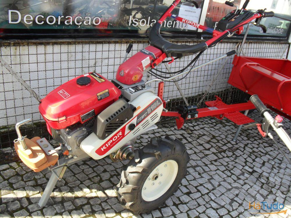 moto enxada KPC KGT510 gasolina - nova