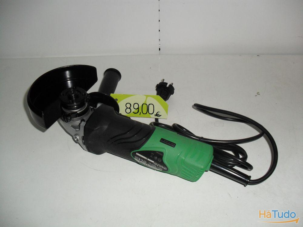 Rebarbadora HITACHI G13SN - 125mm - 840W