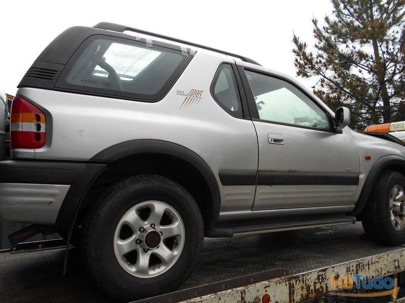 portas motor alternandor espelho Frontera B Sport  2.2DTI ano 2000